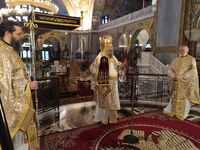 Πάτρα: Τιμήθηκαν οι Αχαιοί Άγιοι - ΦΩΤΟ