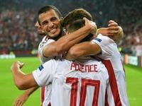 Με το ένα πόδι στους ομίλους του Champions League ο Ολυμπιακός - ΒΙΝΤΕΟ