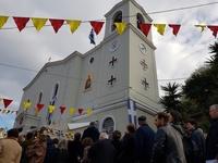 Πλήθος πιστών στον Αγ. Νικόλαο στην Πάτρα - Το πολεμικό ναυτικό τιμά τον προστάτη του