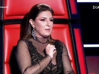 The Voice: Δάκρυσε στον αέρα η Έλενα Παπαρίζου – ΒΙΝΤΕΟ
