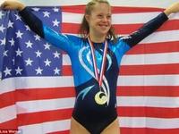 Νεαρή κοπέλα με σύνδρομο Down έγινε πρωταθλήτρια γυμναστικής και μοντέλο