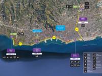 ΟΛΕΣ οι κυκλοφοριακές ρυθμίσεις κατά τη διεξαγωγή των Μεσογειακών