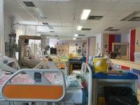 Εγκαινιάστηκε η μονάδα covid-19 παίδων στο νοσοκομείο του Ρίου (photos - video)