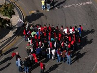 Συγκέντρωση αντιεξουσιαστών στην Πάτρα κατά των εξορύξεων
