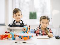 Ξέρετε τι είναι η Εκπαιδευτική Ρομποτική και ποια τα οφέλη της για τα παιδιά;