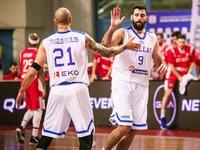 Βατή κλήρωση για την Εθνική στα προκριματικά του Ευρωμπάσκετ 2021