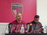 Σπύρος Μπαξεβάνος: «Μόνο με σοβαρότητα μπορούμε να κερδίσουμε στην Καλαμαριά»