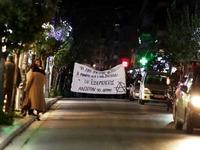 Έφυγαν από τα Δικαστήρια της Πάτρας οι αντιεξουσιαστές – Σε επιφυλακή η ΕΛ.ΑΣ.