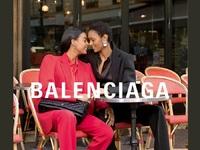 Βalenciaga: Παριζιάνικα ρομάντζα κάθε τύπου στη νέα, φθινοπωρινή του καμπάνια