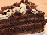 Τούρτα σοκολατίνα, γρήγορη, εύκολη και χωρίς πολύ ζάχαρη!