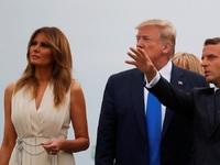 Μελάνια Τραμπ: «Πασαρέλα» στη γαλλική εξοχή λόγω G7