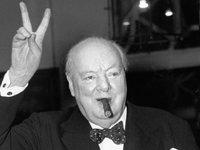 """""""Θησαυρός"""" το πούρο που μισοκάπνισε ο Τσώρτσιλ το 1953"""