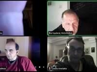 Τηλεδιάσκεψη του ΣΚΕΑΝΑ με το Δίκτυο Δια...