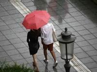 Βροχές και χαλάζι από σήμερα - Πτώση της θερμοκρασίας κατά 5 μονάδες