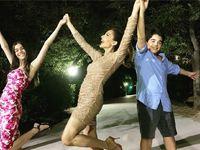 Τούρτα έκπληξη για τα γενέθλια της Δέσποινας Βανδή