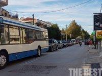 Κυκλοφοριακό πρόβλημα στην έξοδο Μποζαϊτικων της Περιμετρικής