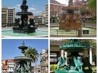 """Τέσσερις πόλεις στον κόσμο """"μοιράζονται"""" τα ίδια σιντριβάνια - Στην Πάτρα όμως τοποθετήθηκαν πρώτα απ' όλες- ΦΩΤΟ"""