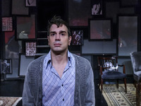 """Ο Μάνος Καρατζογιάννης σκηνοθετεί το """"Άνθρωποι και Ποντίκια"""" στο ΔΗΠΕΘΕ Πάτρας - Ξεκίνησαν οι πρόβες"""