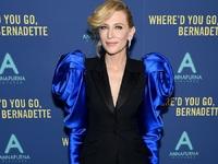 Κέιτ Μπλάνσετ: Στη Νέα Υόρκη με ένα από τα πιο περιζήτητα, καινούρια κοστούμια