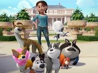 """Προβάλλεται & στην Πάτρα το παιδικό animation φιλμ """"Σκυλομπελάς"""""""