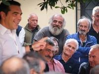 Κάλεσμα Τσίπρα στους πολίτες από τον Μυλοπόταμο της Κρήτης