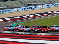 Η Hyundai Motor παρουσίασε το στόλο των επίσημων WorldSBK αυτοκινήτων