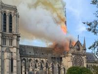 Mίνι σειρά για την πυρκαγιά στην Παναγία των Παρισίων