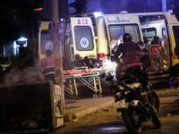 Νέα Σμύρνη: Εκτός κινδύνου ο αστυνομικός...