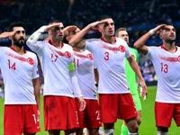 Η ΟΥΕΦΑ κάνει έρευνα για τους χαιρετισμούς των Τούρκων