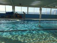 Παλατάκι η μικρή πισίνα στο κολυμβητήριο του ΝΟΠ