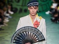 Eτσι «είδε» τους άνδρες ο Dior στο Μαιάμι (βλέπετε κάτι από Gucci;)