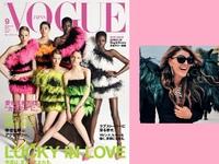 To πιο συζητημένο fashion εξώφυλλο του Σεπτεμβρίου από την Anna dello Russo