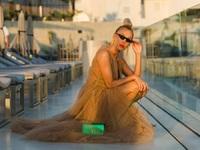 Tάμτα: Στην Ιμπιζα ως μούσα του Moschino και της Ciroc Vodka