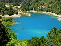 Ωρα για τρέξιμο στη λίμνη Τσιβλού