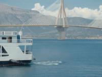 Η διαδρομή Ρίο - Ναύπακτος με ferry boat μέσα από ένα βίντεο