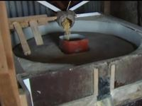 Παραδοσιακοί νερόμυλοι στην Ελλάδα υπάρχουν και λειτουργούν ακόμη