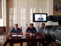 Ο Δήμος Πατρέων θα απέχει από τις επίσημες εκδηλώσεις των Παράκτιων Μεσογειακών Αγώνων ! - ΒΙΝΤΕΟ