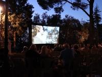 Μοναδικές βραδιές θερινού κινηματογράφου στον κήπο του Μουσείου Καποδίστρια στην Κέρκυρα