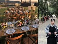Άννα Μαρία Ρογδάκη και Diamond Events: Πρώτο βραβείο και στην Τοσκάνη!