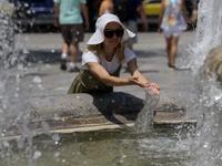 Περισσότερες οι ζεστές μέρες στη Δυτική Ελλάδα λόγω κλιματικής αλλαγής