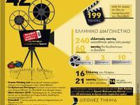 42ο Φεστιβάλ Ταινιών Μικρού Μήκους Δράμας