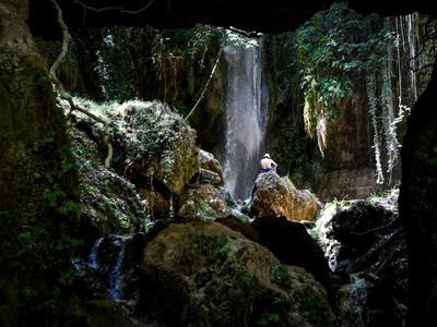 Ο κρυμμένος παράδεισος των καταρρακτών της Νεμούντας - Ονειρικό σκηνικό δίπλα στον Ερύμανθο- ΔΕΙΤΕ ΦΩΤΟ