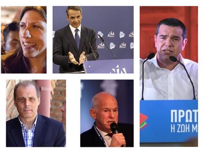 Πρωτεύουσα των εκλογών 2019 η Αχαΐα