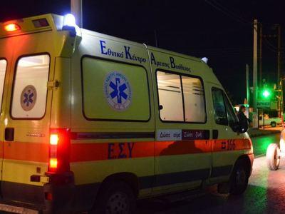 Η βροχή έφερε...τροχαία τη νύχτα στην Πάτρα - Ένας δικυκλιστής στο νοσοκομείο