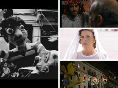 Tο Πατρινό καρναβάλι μέσα από ταινίες, σ...