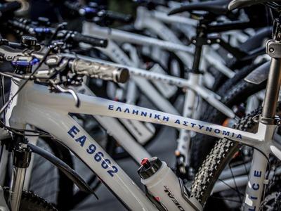 Ποδηλάτες αστυνομικοί στην Πάτρα: Από την επόμενη εβδομάδα περιπολίες