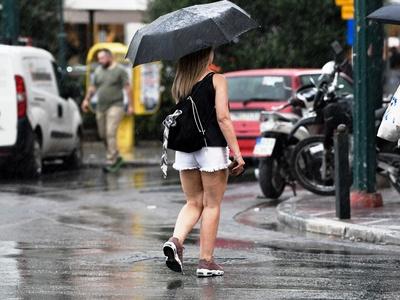 Συννεφιά και βροχές φέρνει ο Σεπτέμβριος