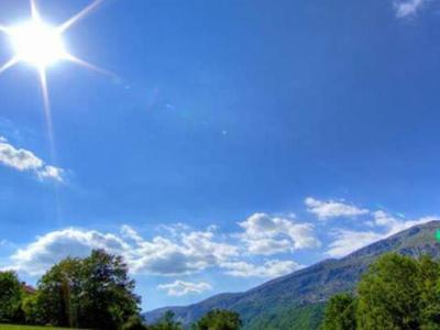 Απολαύστε τον ήλιο μέχρι την Παρασκευή γιατί δεν θα κρατήσει για πολύ...