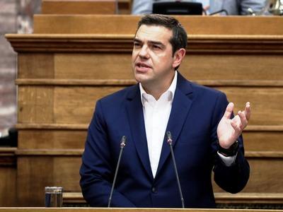 Αλέξης Τσίπρας: Δεν ξεχνάμε την εισβολή στην Κύπρο