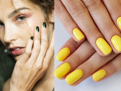Top Coat Nails & Beauty: H Nάσια Ξένου συστήνει τα πιο trendy χρώματα και όχι μόνο